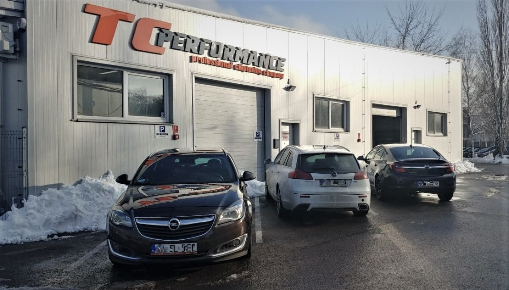 Chip tuning Opel Insignia