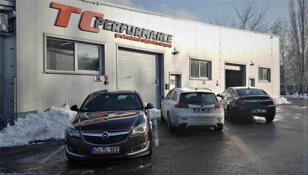 Chip tuning Opel Insignia