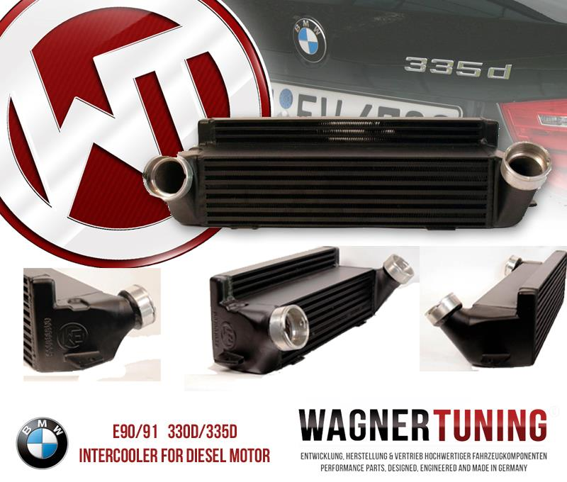 intercooler 335d