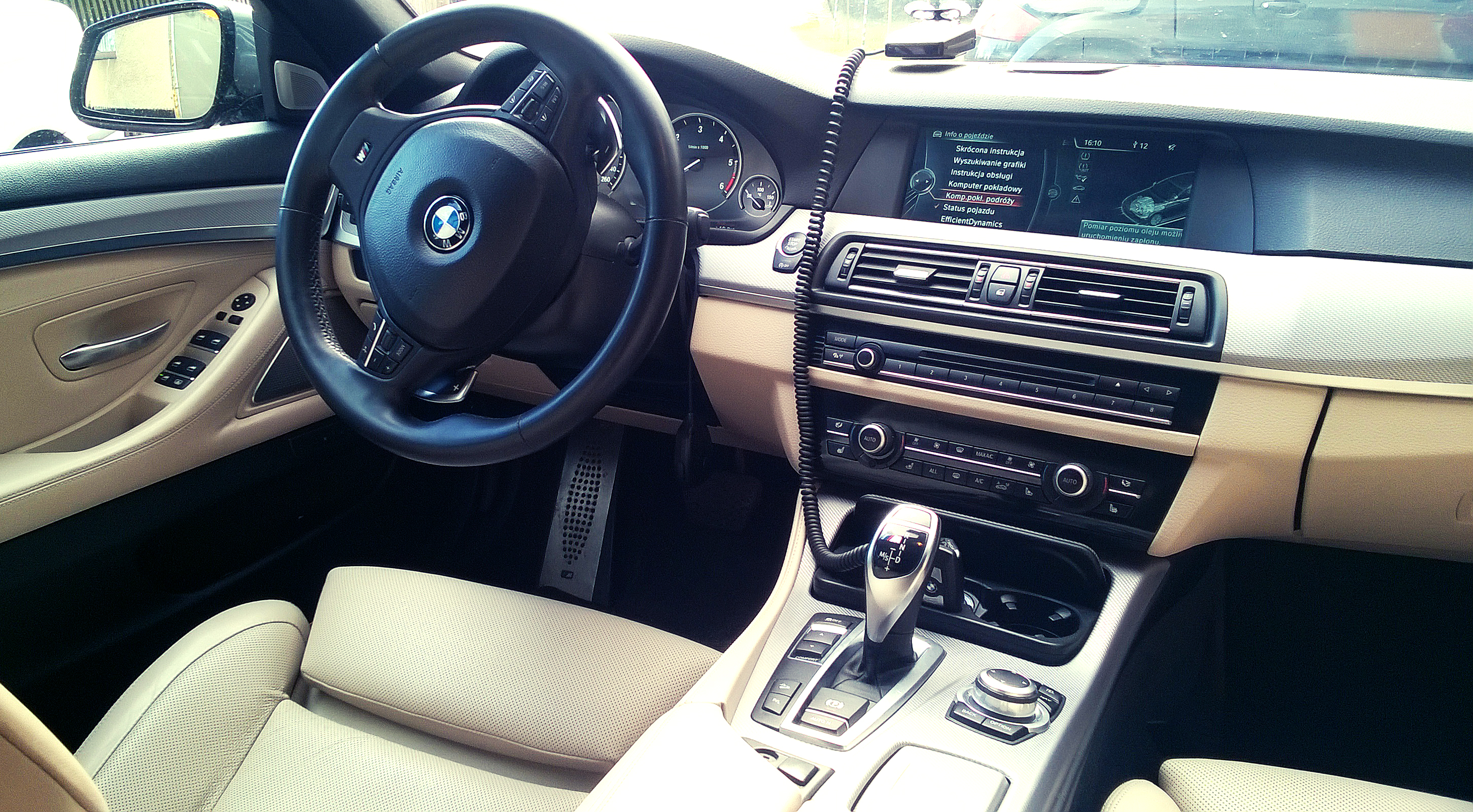 BMW 5 F10/F11 M550d 381 KM 280 kW - TC Performance