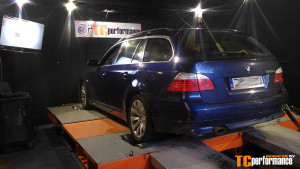 BMW 5 E60/E61 520d 177 KM 130 kW