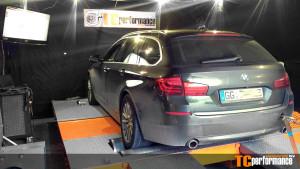 BMW 5 F10/F11 535d 313 KM 230 kW