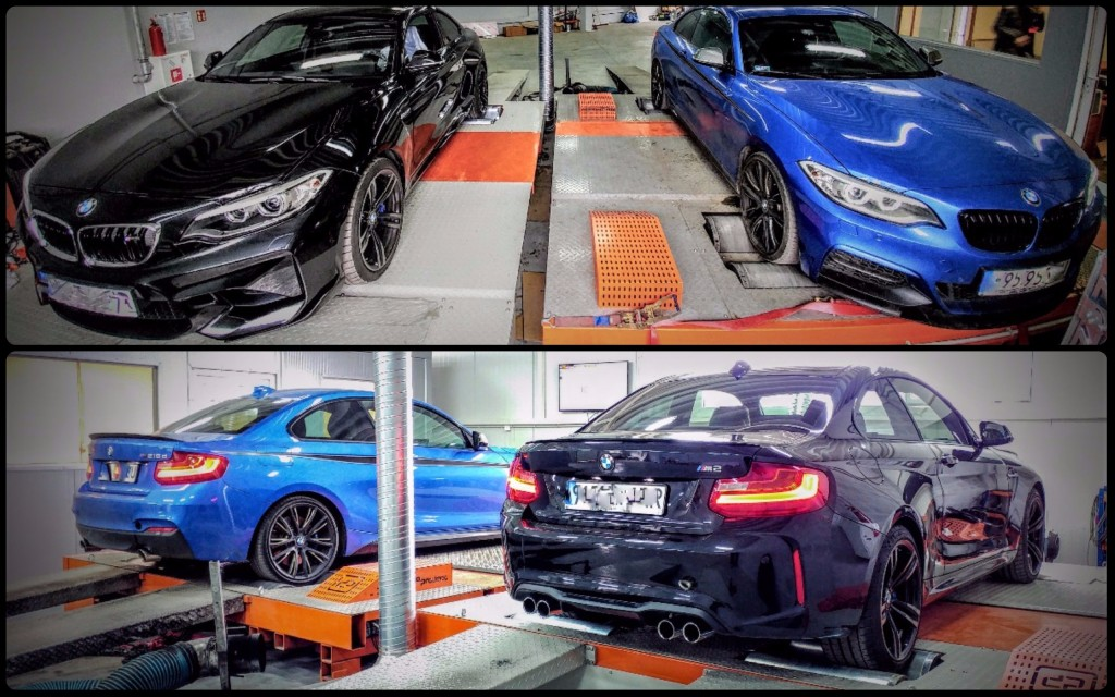 CHIPTUNING BMW M2