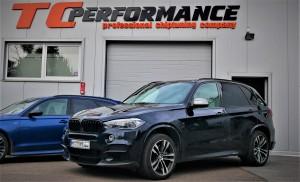 BMW F15 X5 M50D 381KM - STAGE 1