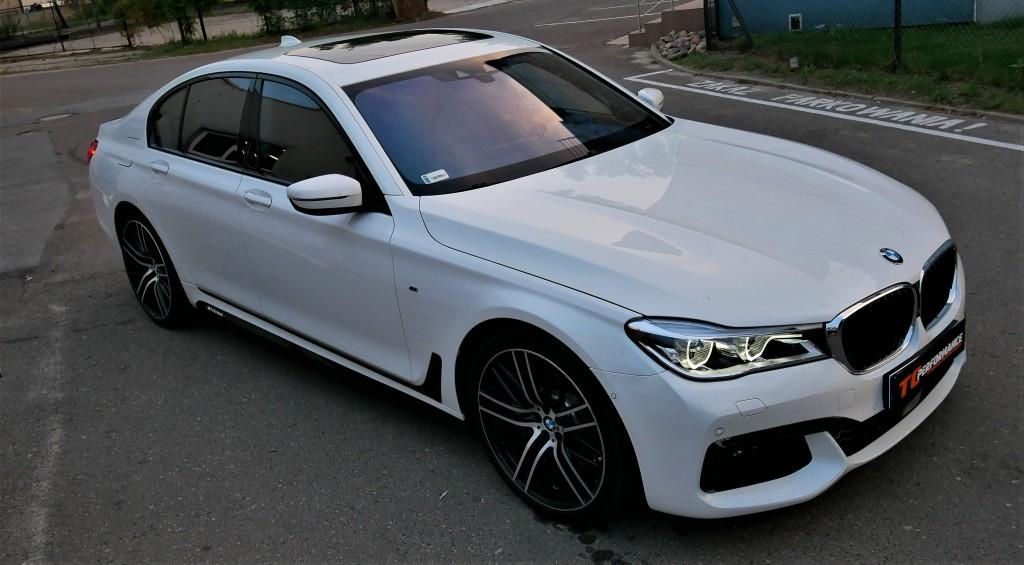 Chiptuning BMW G11 750i 450KM Tuning