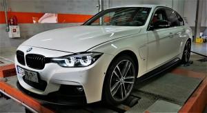 BMW 3 F30 328i 245 KM 180 kW