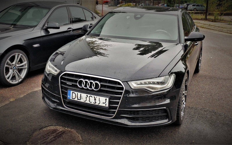 CHIPTUNING AUDI A6 / A7 3.0TDI 313KM / 320KM / 326KM – STAGE 1 – STAGE 2