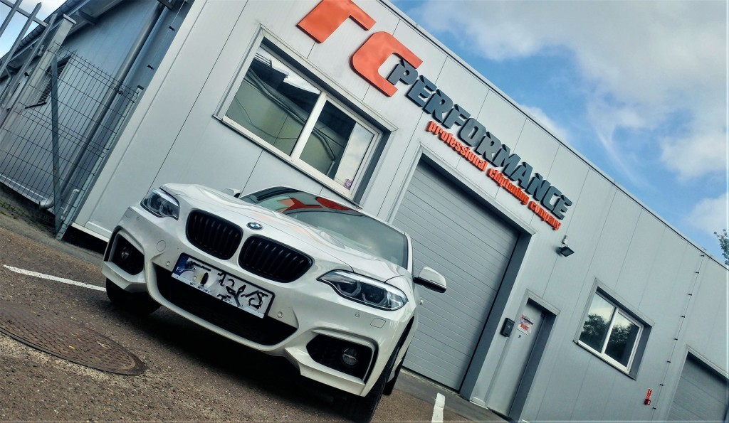 chiptuning bmw f22 225d 231km stage 1