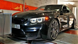 Chiptuning BMW F80 M3 460KM CS