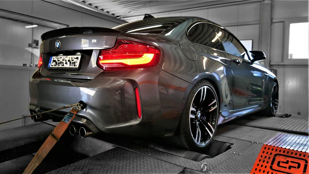 CHIPTUNING BMW M2 F87