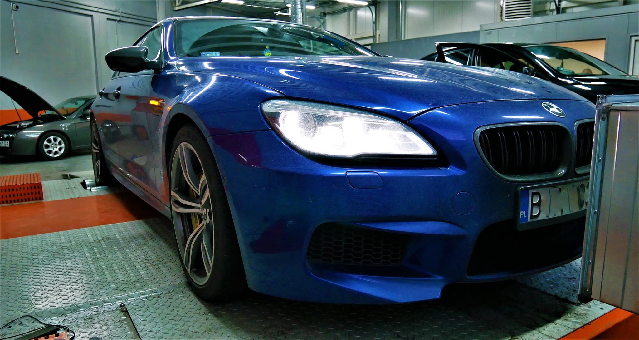 BMW M6 F13 F06 560KM 575KM STAGE1