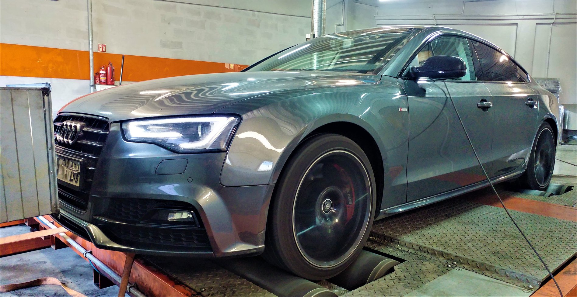 a5 2.0tfsi 225km stage 3 chiptuning