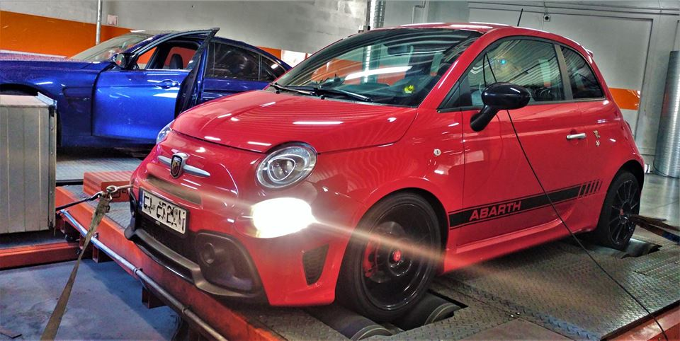 chiptuning abarth 595