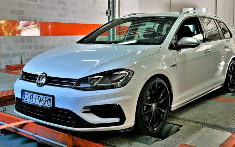 CHIPTUNING VW GOLF 7.5R 2.0TSI DSG 310KM – STAGE 1