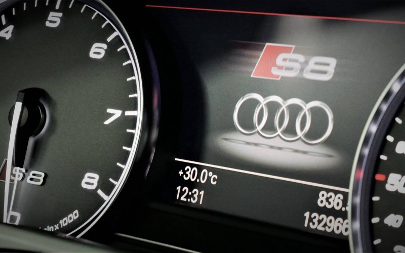 CHIPTUNING AUDI S8 520KM 4.0TFSI – STAGE 1