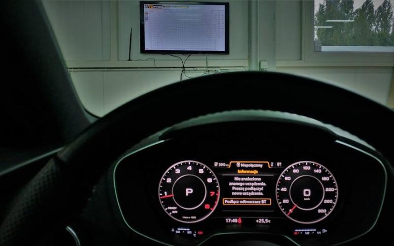 Audi TT 8S 2.0TFSI CHHC 230KM – STAGE 2