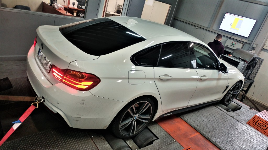 CHIPTUNING BMW F36