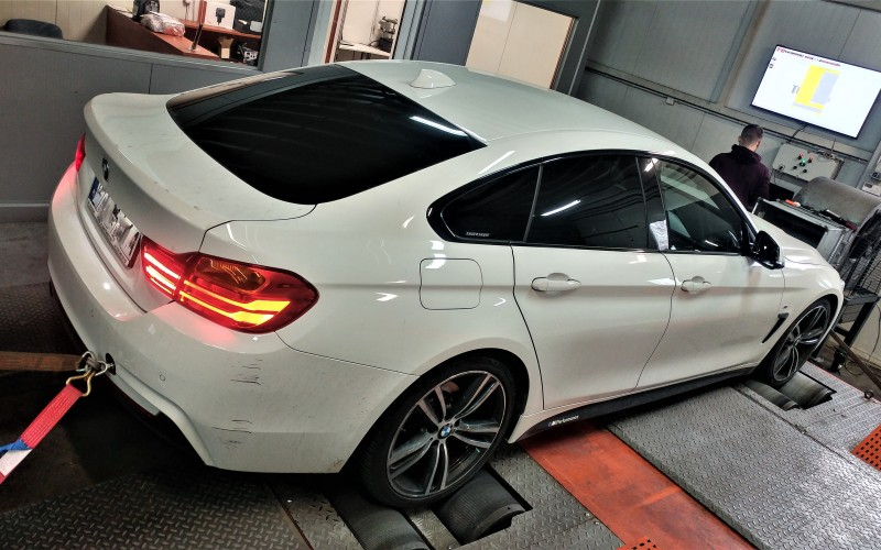 Tuning Box RaceChip BMW 430 252KM  – stage 0.5