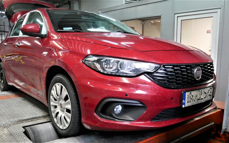 CHIPTUNING FIAT TIPO 1.6JTD 120KM – STAGE 1