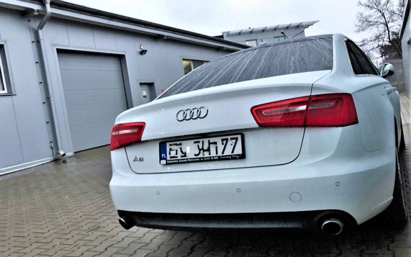CHIPTUNING AUDI A6 C7 2.0TFSI 224KM – STAGE 1