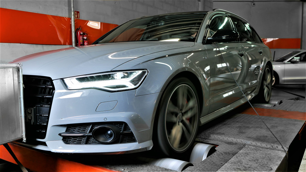 audi a6 c7 326KM competition STAGE 1 PL