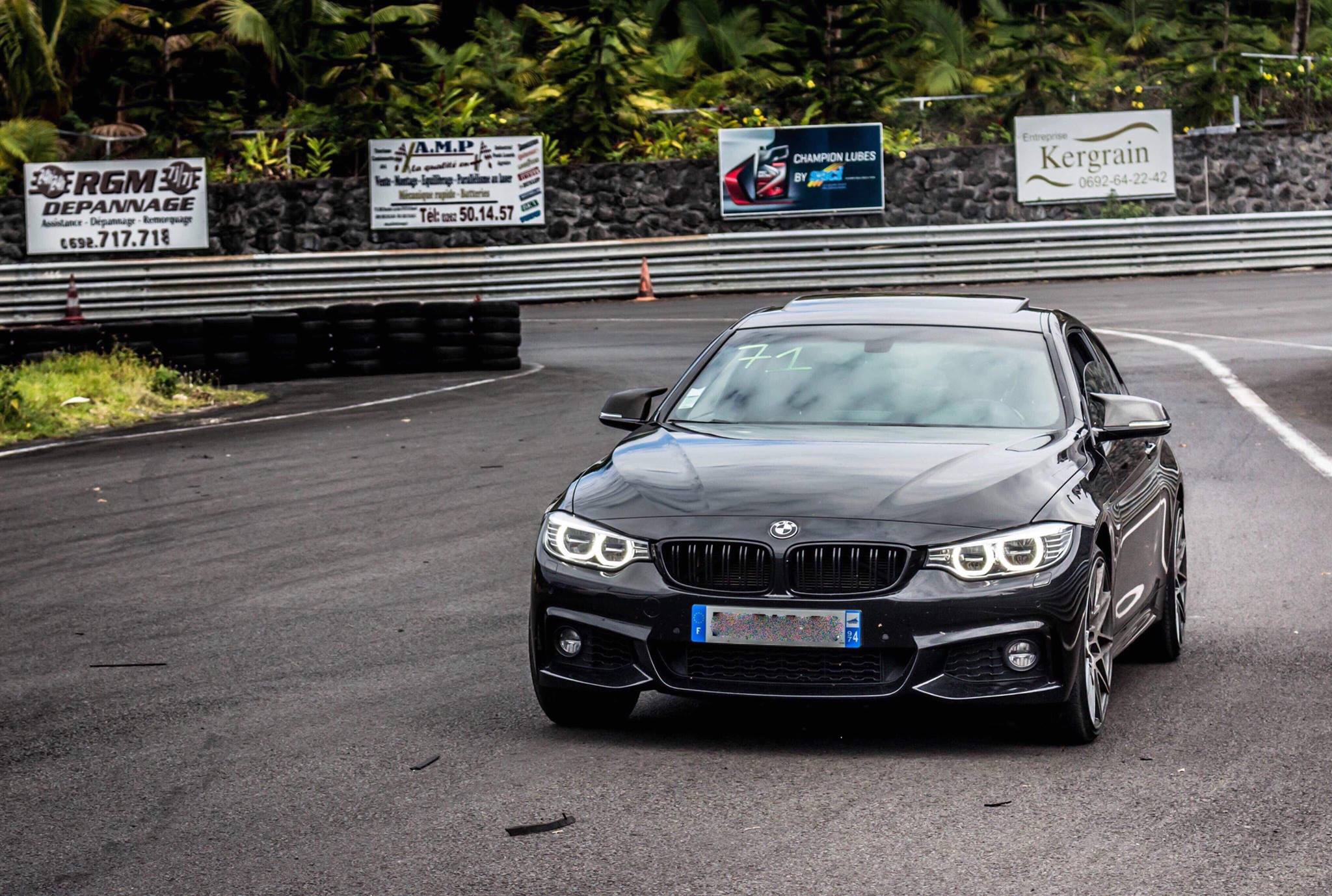 CHIPTUNING BMW F32 435d xDrive - stage 4