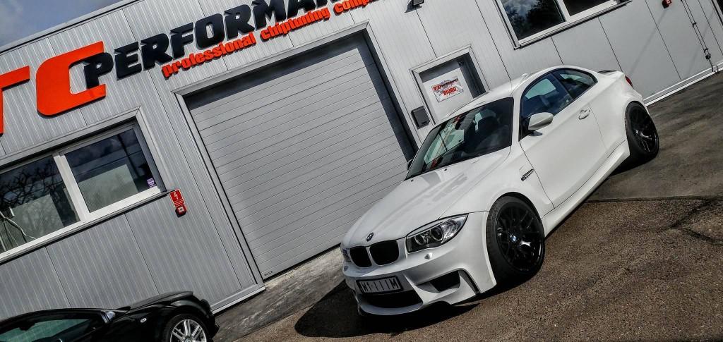 CHIPTUNING BMW 1M E87 340KM
