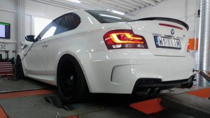 BMW 1 E81/E82/E87/E88 120d 150 KM 110 kW