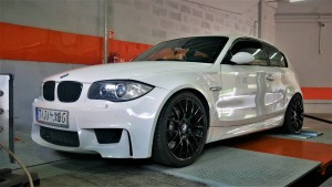 BMW 1 E81/E82/E87/E88 120d 145kW Performace 197 KM Package