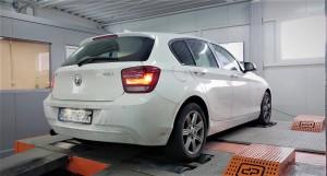 BMW 1 F20 116i 1.6T 136 KM 100 kW