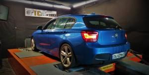 BMW 1 F20 118i 1.6T 170 KM 125 kW