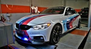 BMW 4 F32 420i 184 KM 135 kW
