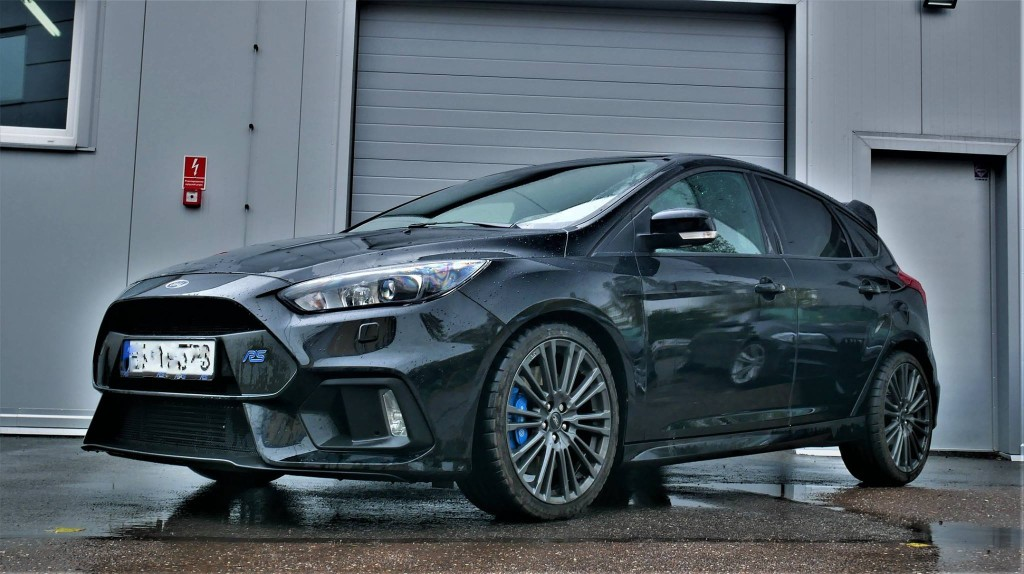 CHIPTUNING FORD FOCUS RS 2.3 ECO BOOST 350 KM