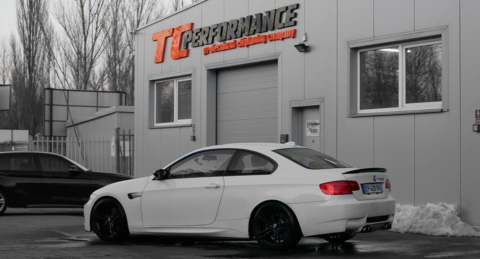 CHIPTUNING BMW E92 350D