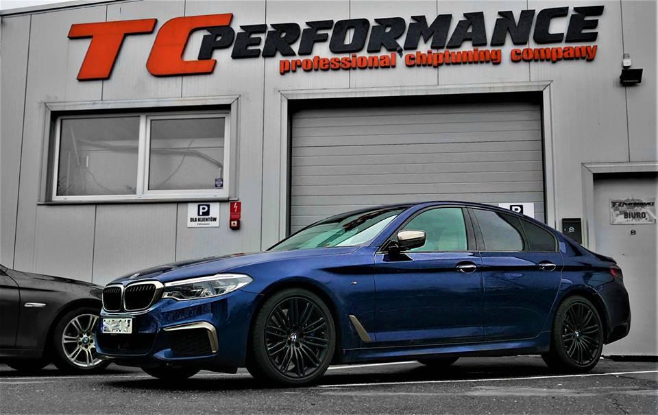 CHIPTUNING BMW G30 M550I
