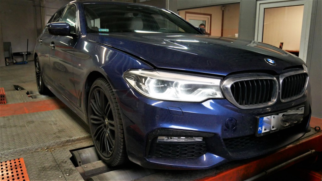 RACECHIP BMW G30 540I