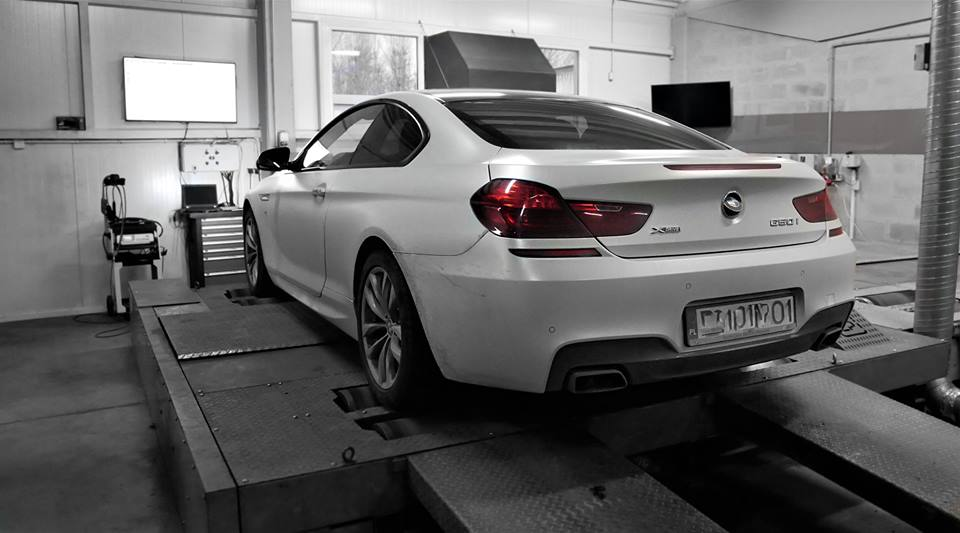 CHIPTUNING BMW F13 650I