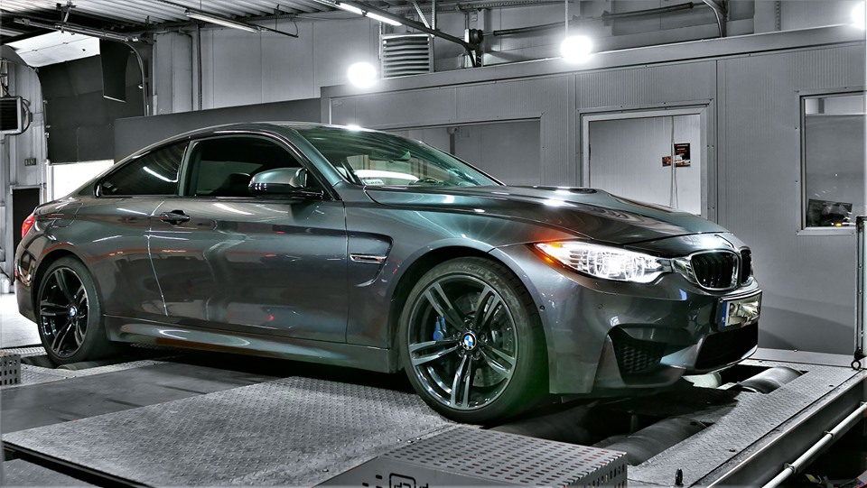 m4 stage 3 on dyno