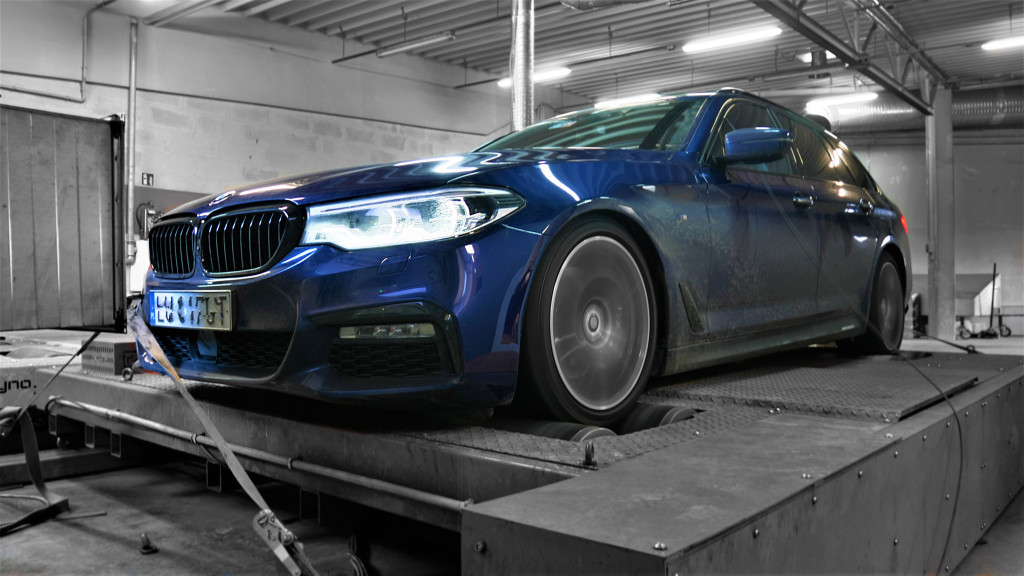 Chiptuning BMW G31 530i STAGE 2 Tuning