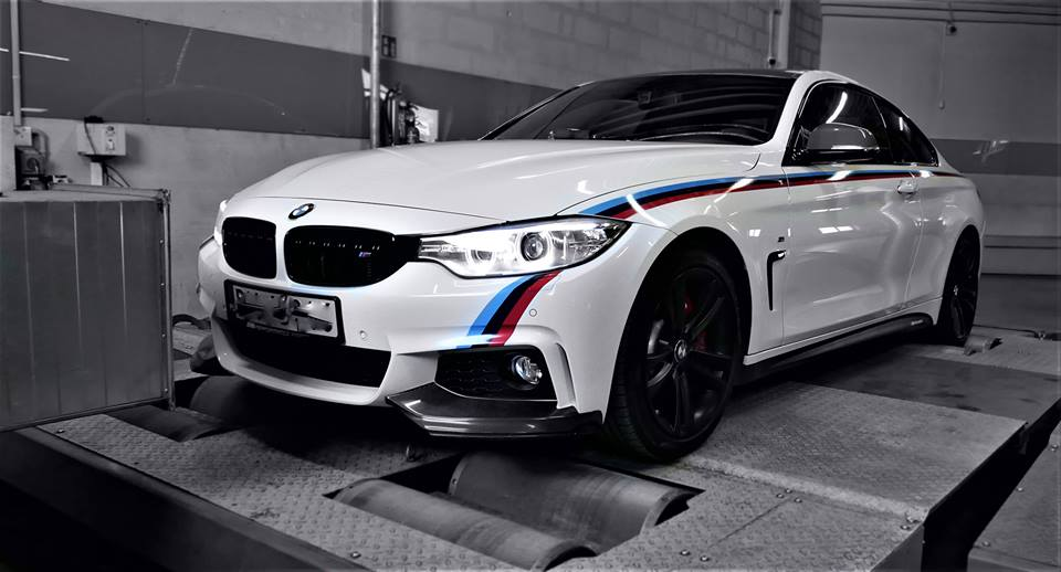 CHIPTUNING BMW 428I F32 STAGE 1