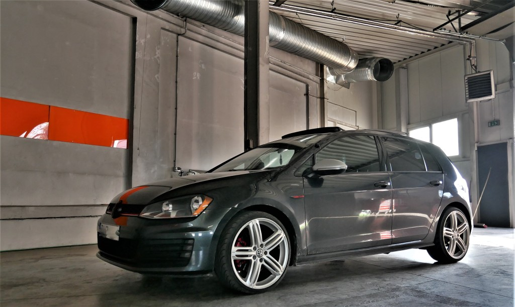 Chip tuning VW GOLF 7 GTI 220KM