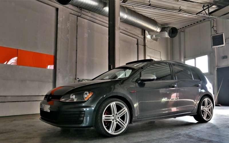 CHIPTUNING VW GOLF 7 GTI 210KM – STAGE 2