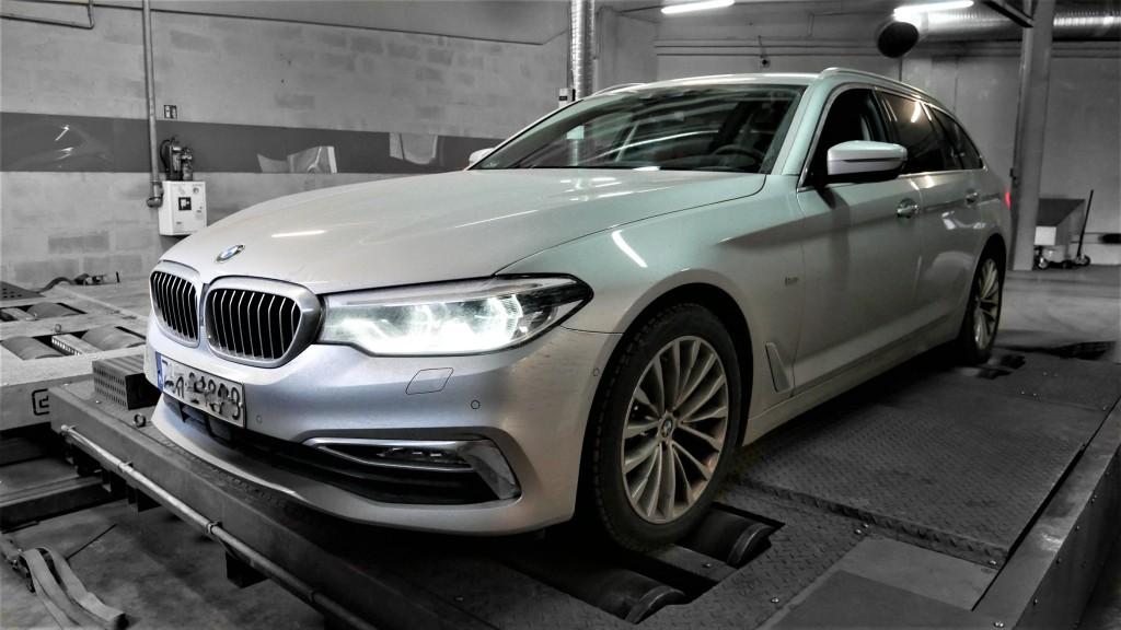 CHIPTUNING BMW G31 530d