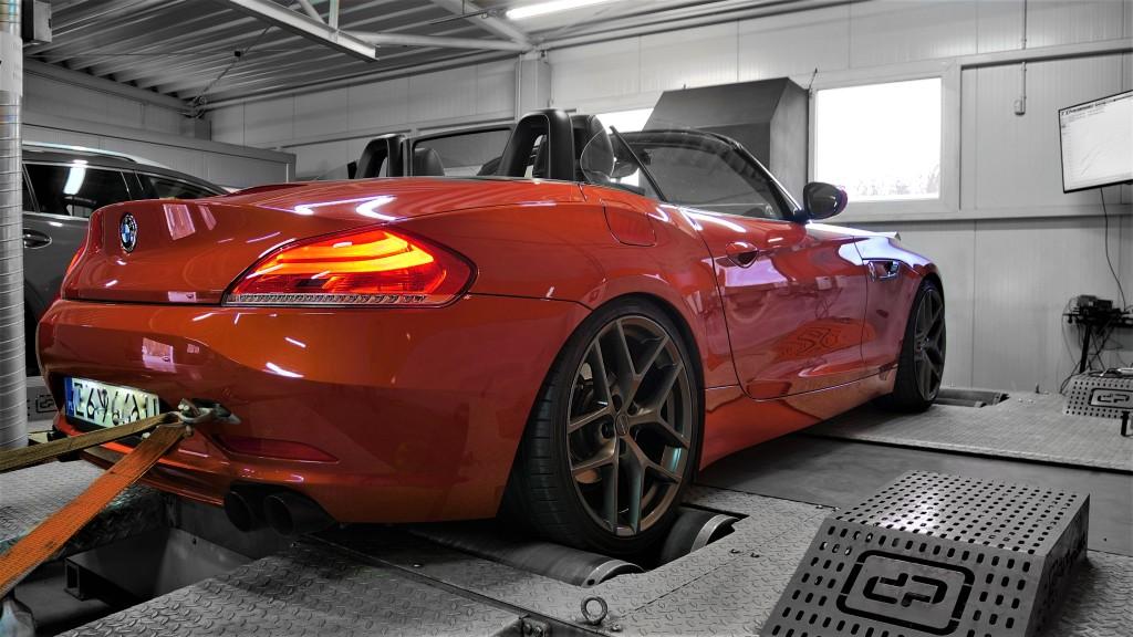 Chiptuning BMW Z4 18i