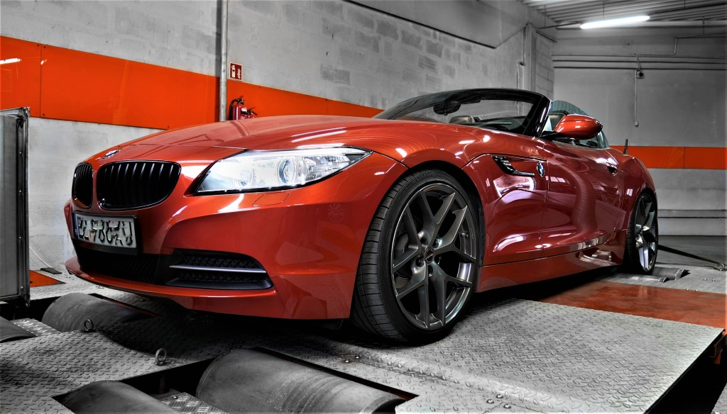 Hamownia BMW Z4 18i 156KM