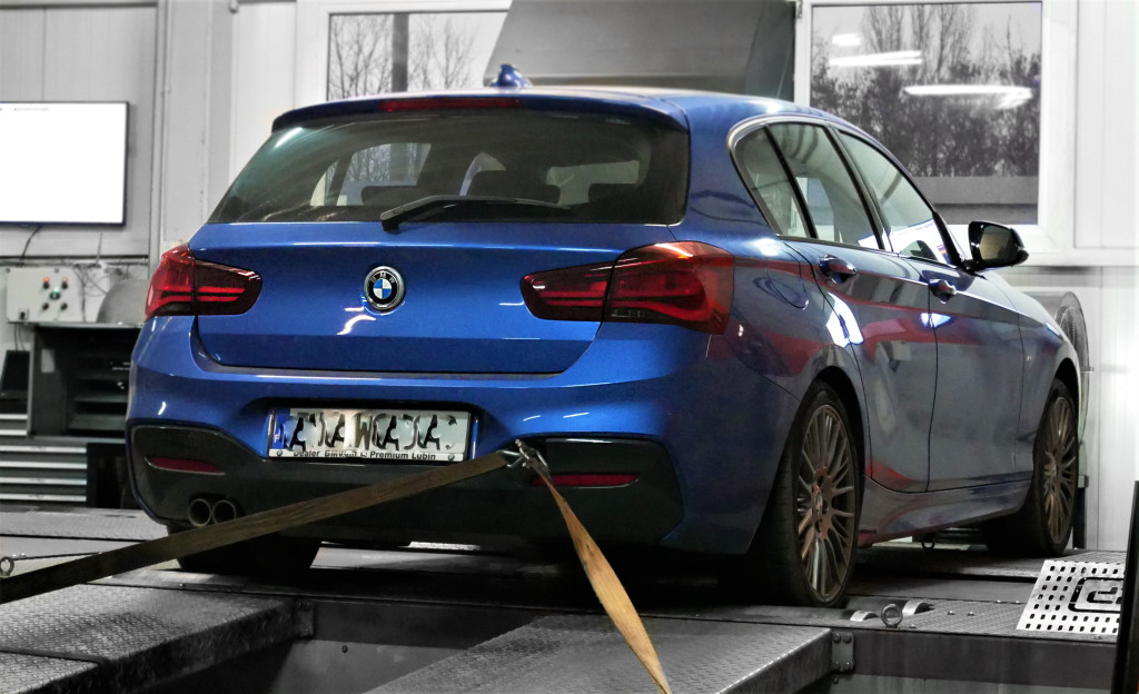 Chiptuning BMW F20 120i OBD Tuning