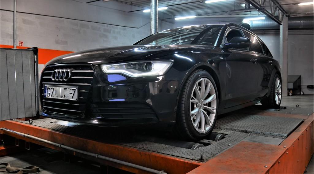 OBD tuning Audi a6 C7 2.0TDI 177KM
