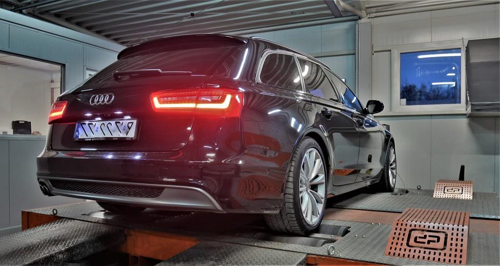 Tuning Audi a6 C7 2.0TDI 177KM
