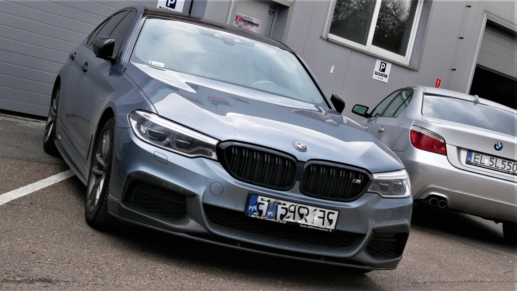 Chiptuning BMW G31 525d 231km