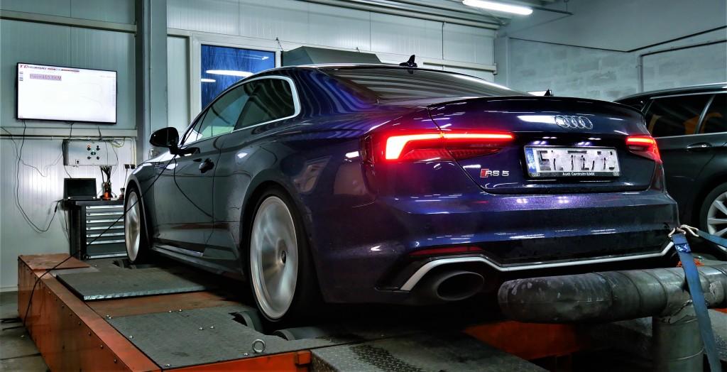 Chip tuning Audi RS5 2.9 tfsi